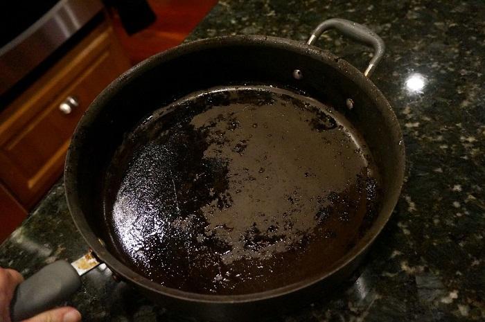 طرز استفاده از ظروف تفلون